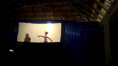 Tholpavakoothu(puppetshow)
