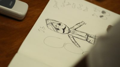 Varaikalaivan's Sketch